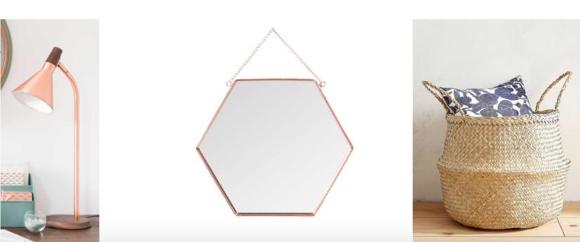 lampe-lampebureau-cuivre-miroir-panier-cyrillus-maisonsdumonde-coussin-scandinave-home-deco