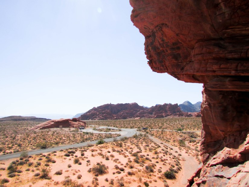 valley-of-fire-usa-road-red-roche-nevada-westcoast
