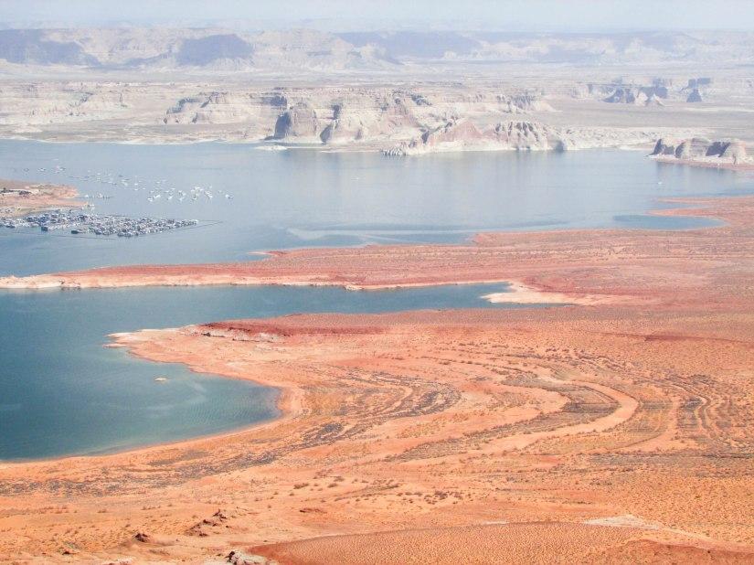 lacpowell-lake-usa-arizona-nevada-desert-westcoast