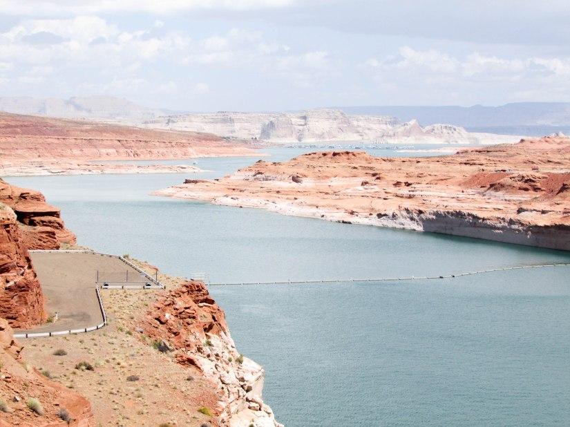 lacpowell-lake-usa-arizona-nevada-desert-westcoast-barrage