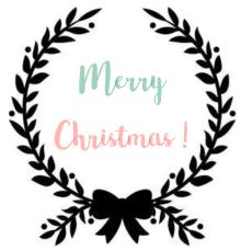 couronne-merry-christmas
